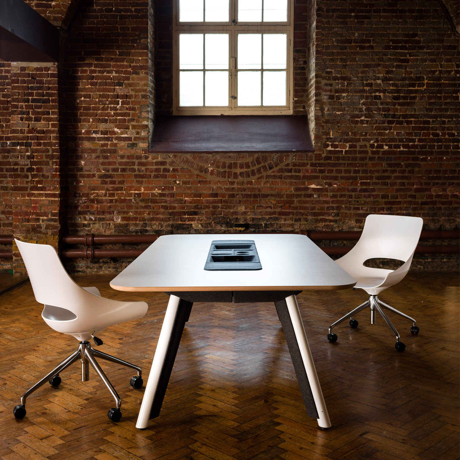 Focused Meeting Room Table
