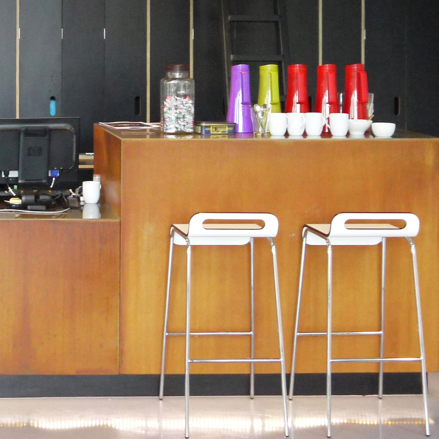 Form Office Bar Stool