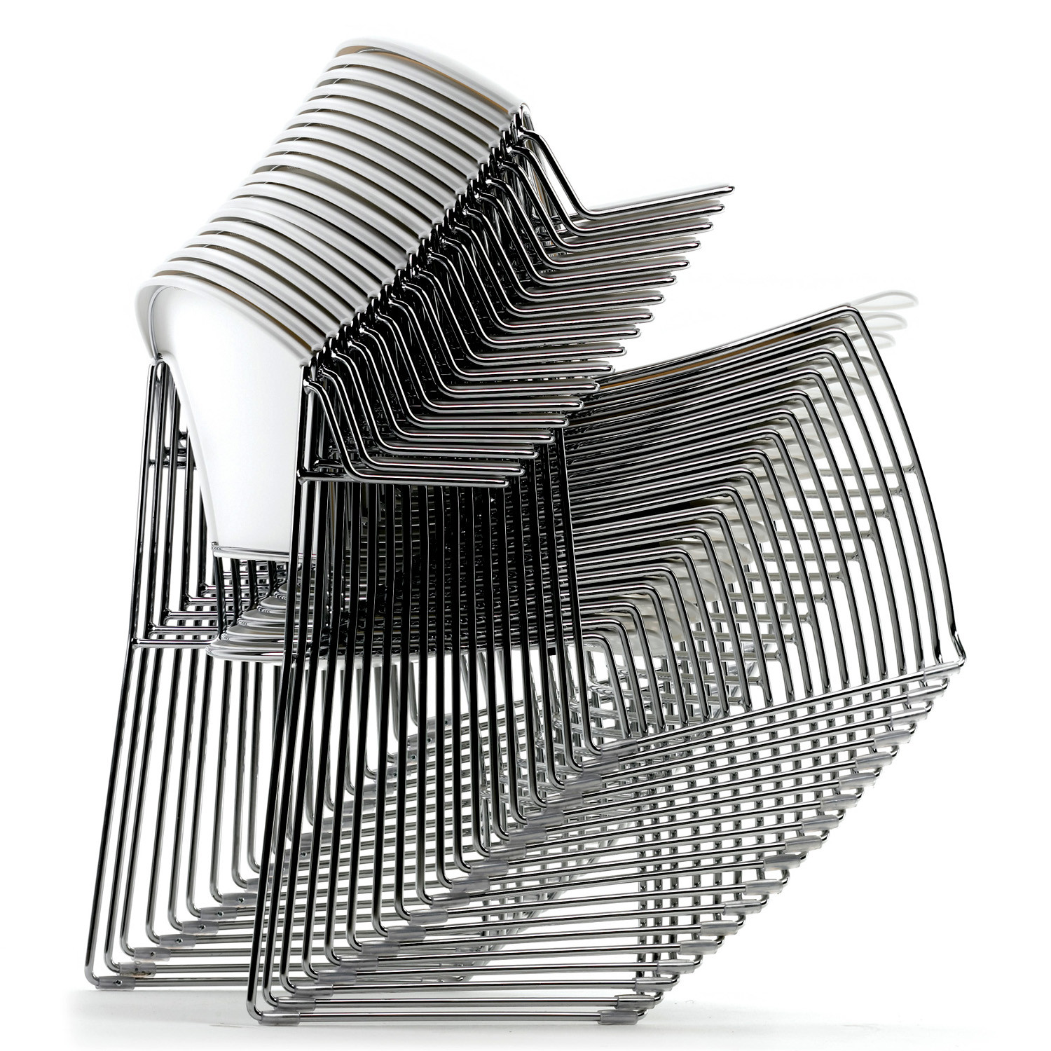 Stacked Forma Chair