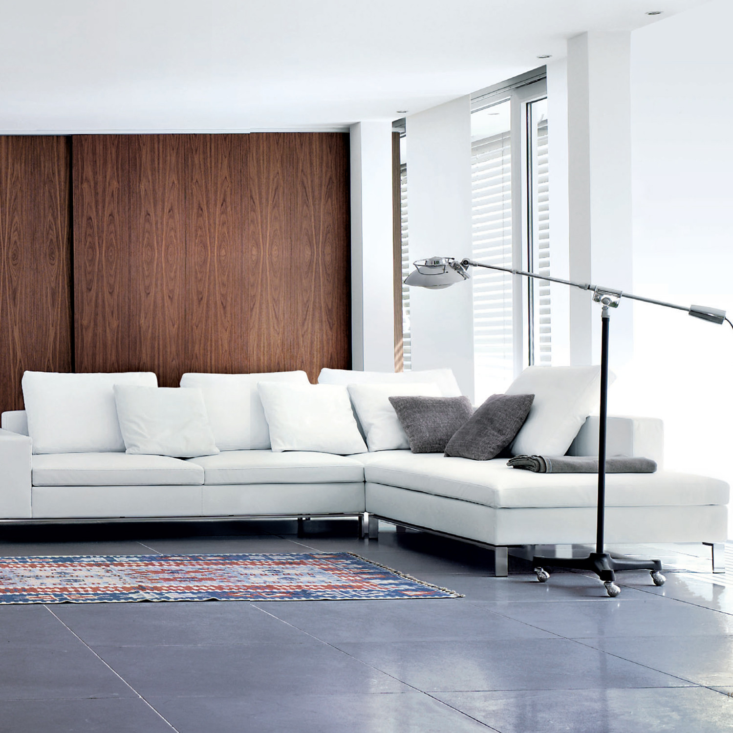 Foster 505 Sofa by Walter Knoll