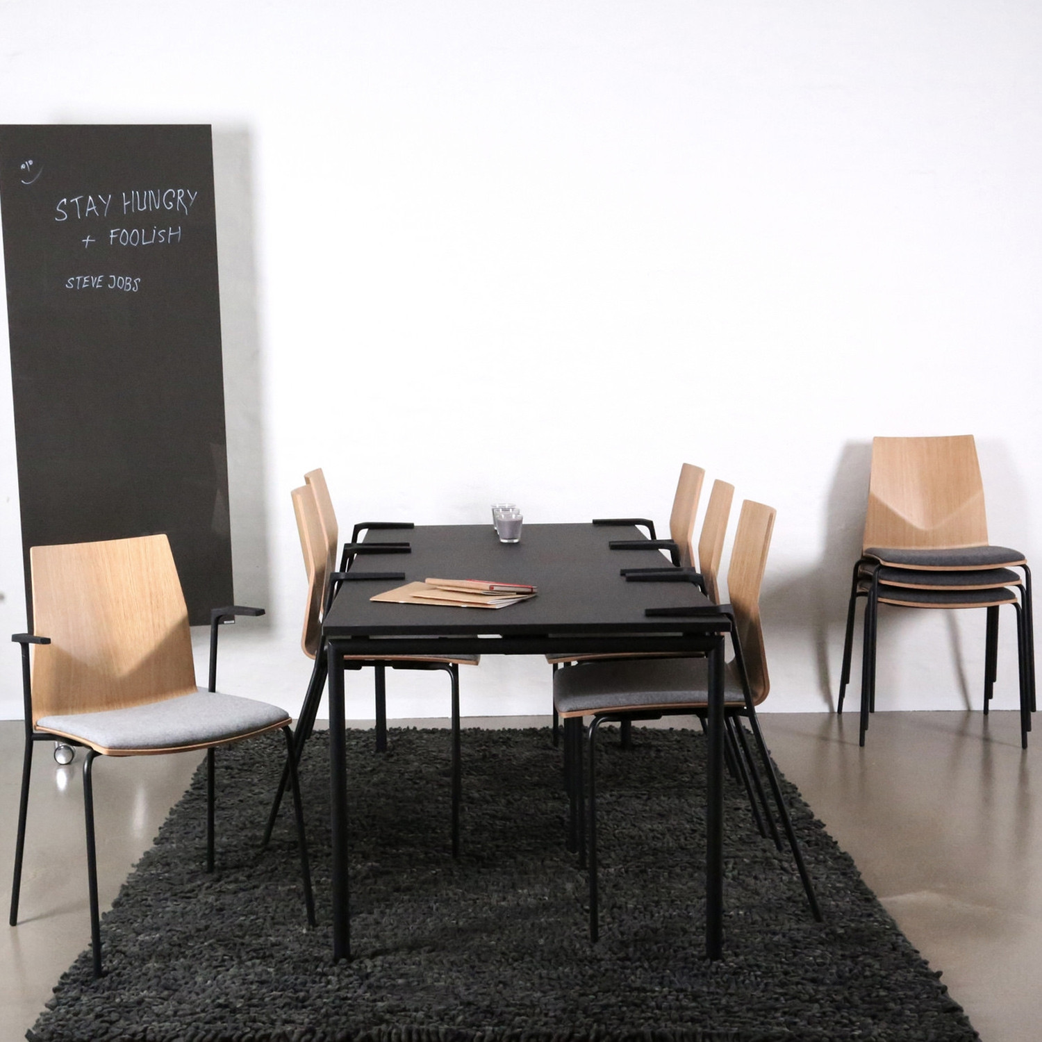 Four® Real 741 Flake Meeting Table