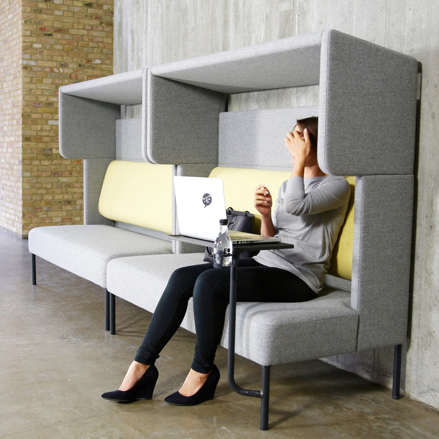 Four®Us Reception Soft Seating