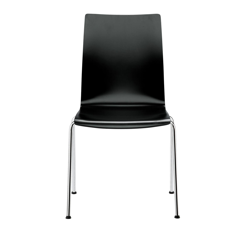 1305-19N Fox Chair Model with 4-Legged Frame