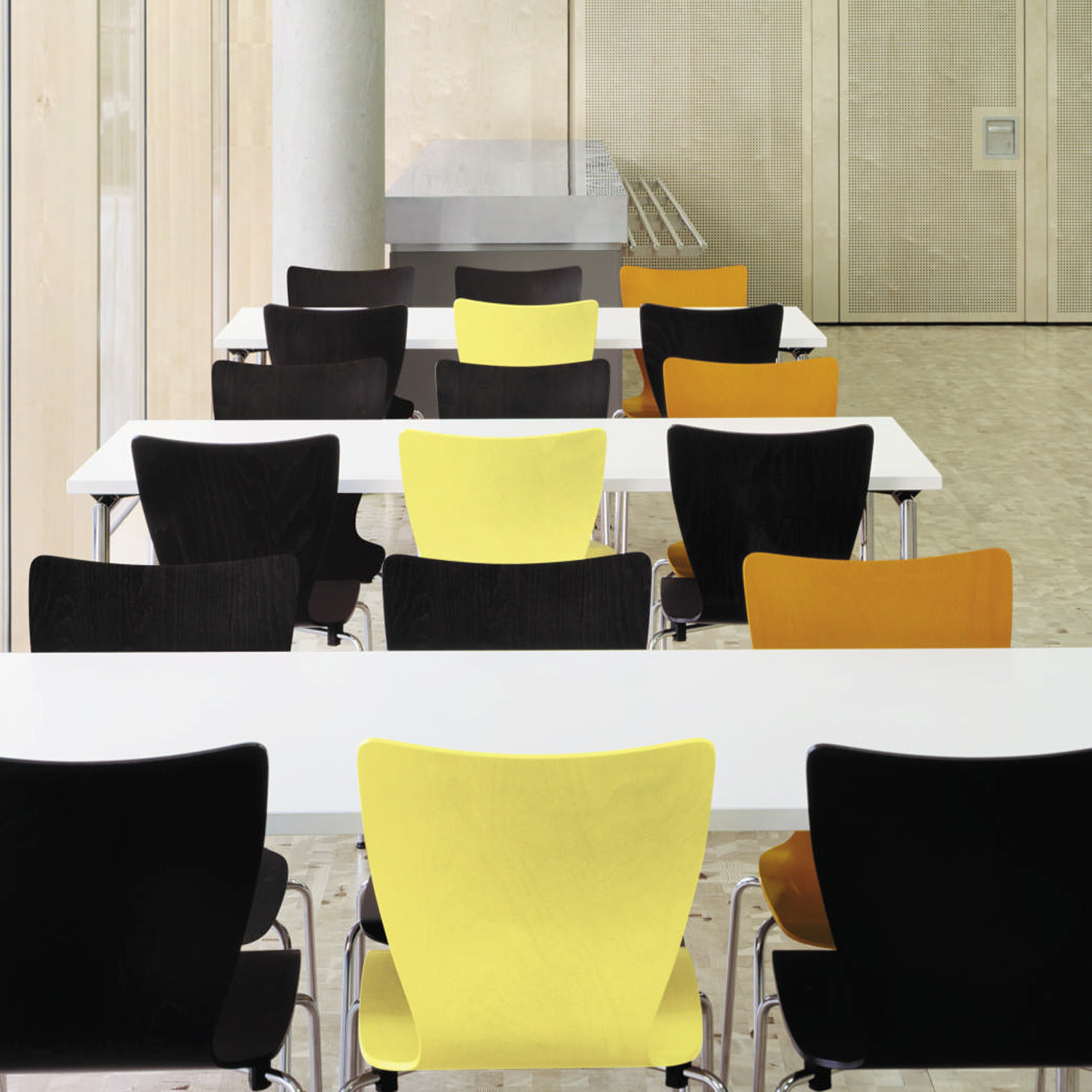 Fox Cafeteria Chairs