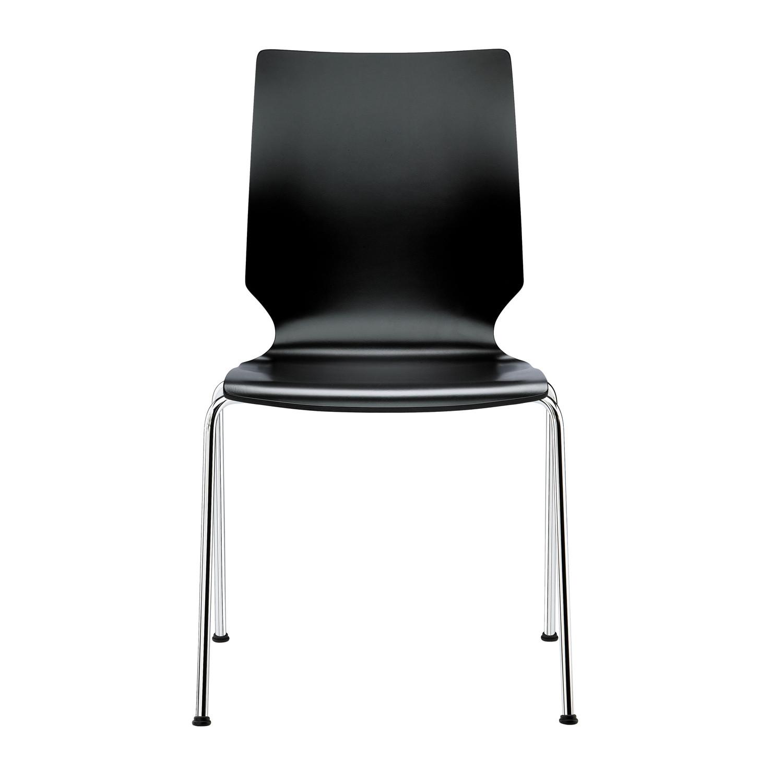 Fox 4-Legged Chair with 1305-31 backrest model