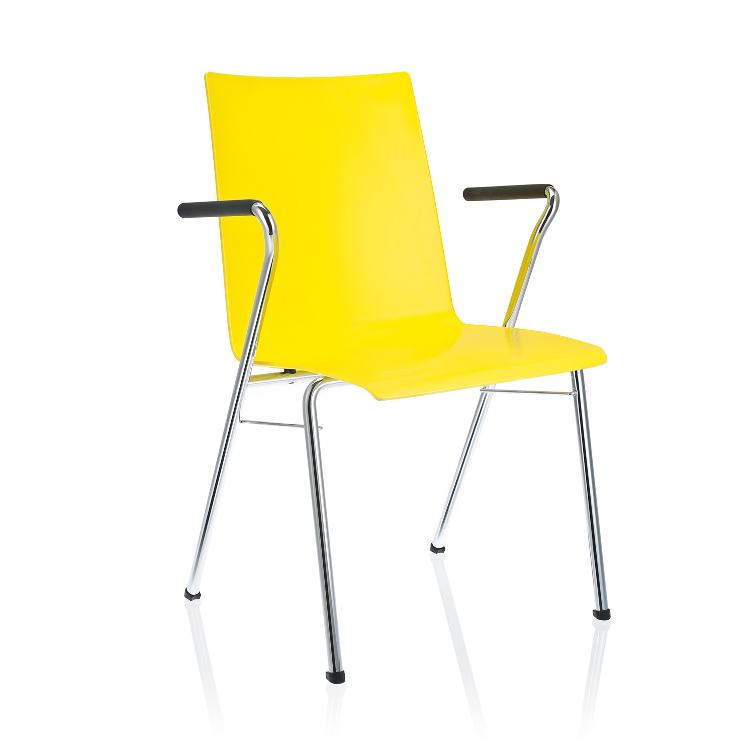 Tool 2 Chair featuring armrest with softgrip tube