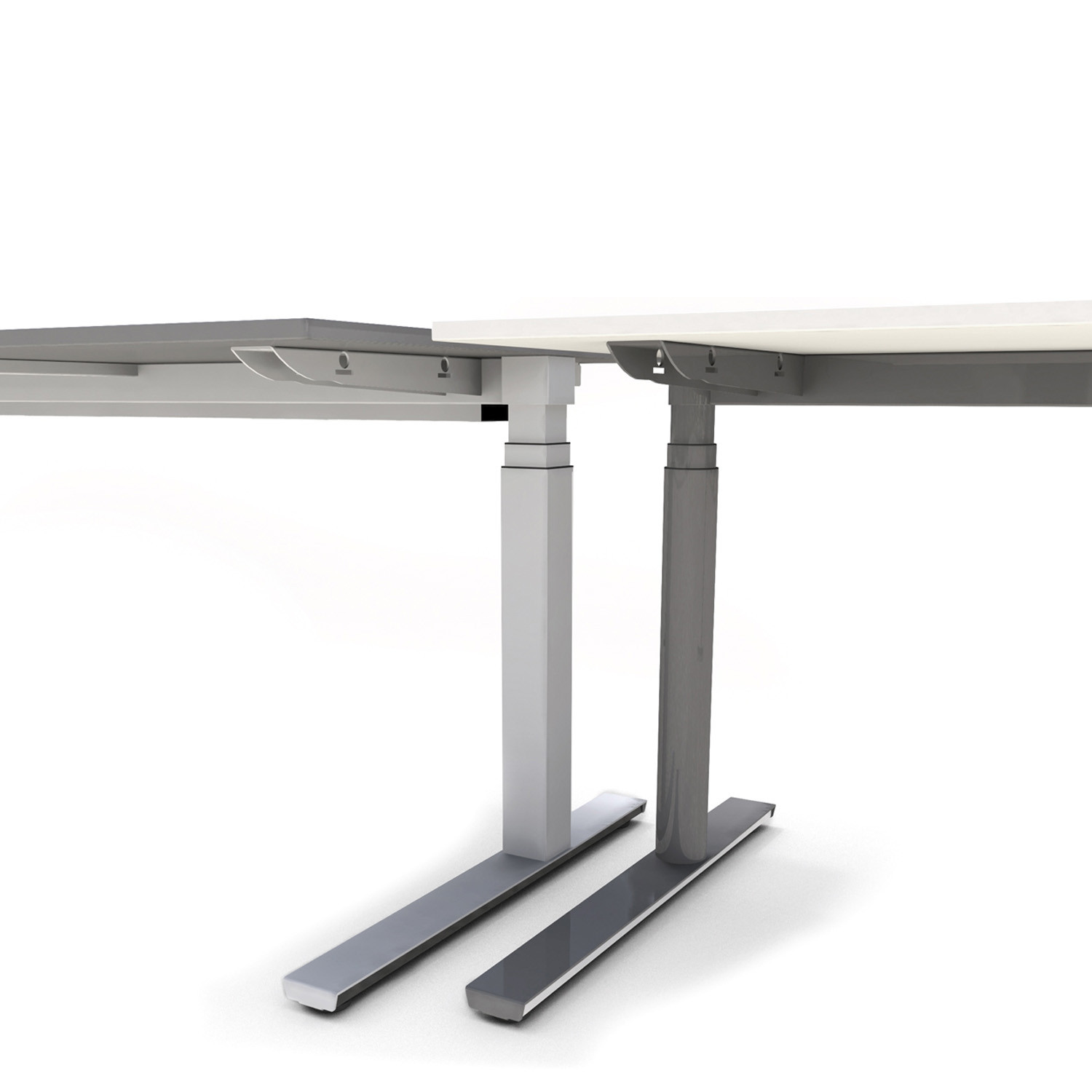 Foxx Adjustable Table Frame