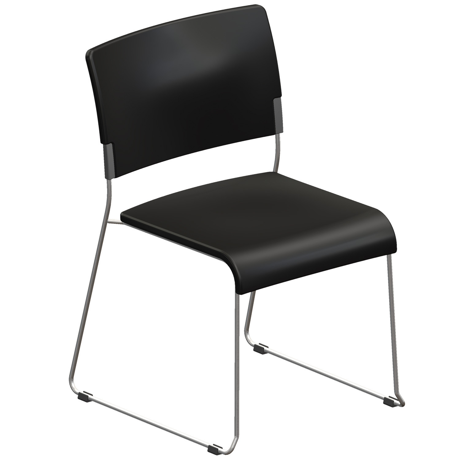 Foxy Cantilever Chair without arms