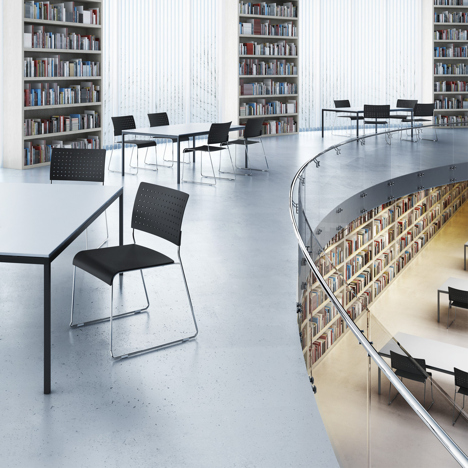 Foxy is a great solution for breakout areas,meeting room, conference or training area