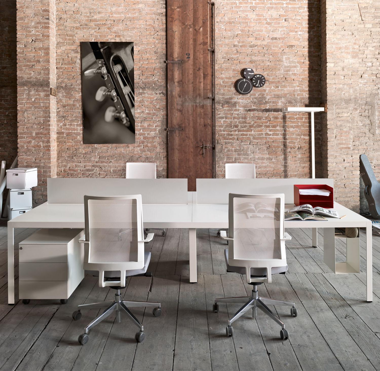 Frame Plus Bench Desk