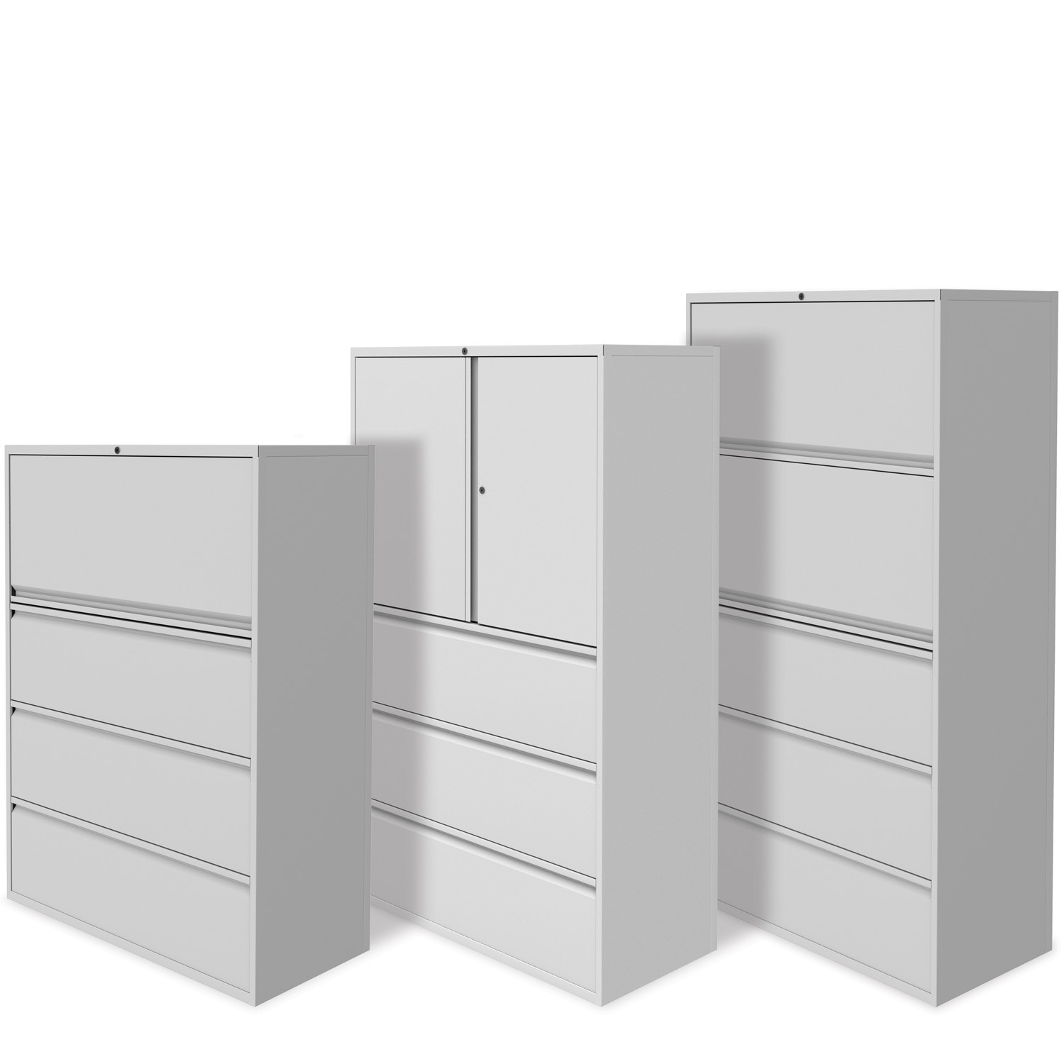 Freedom Combi:Store Office Cabinets Sizes