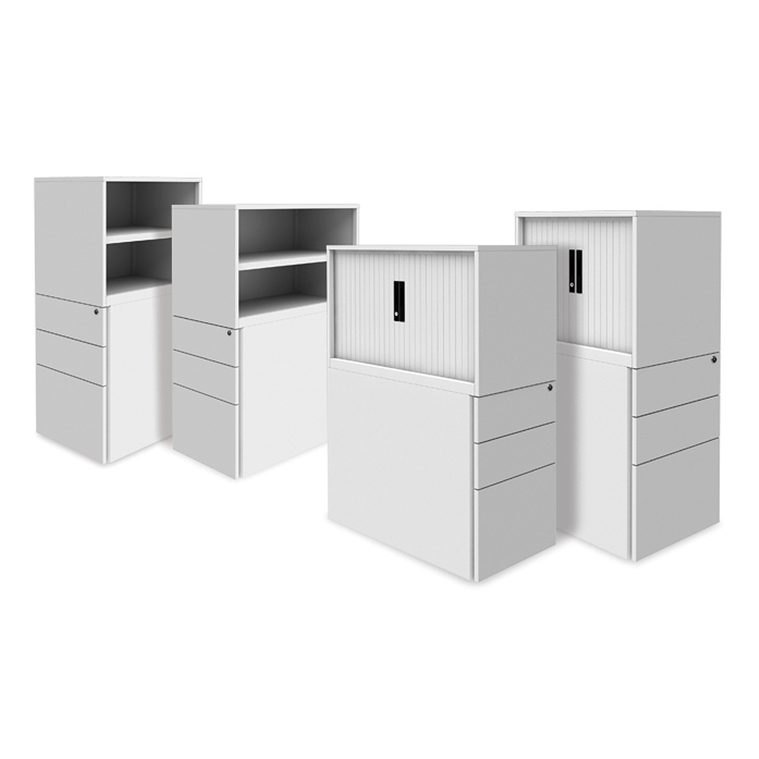 Freedom G3 Pedestals by Silverline