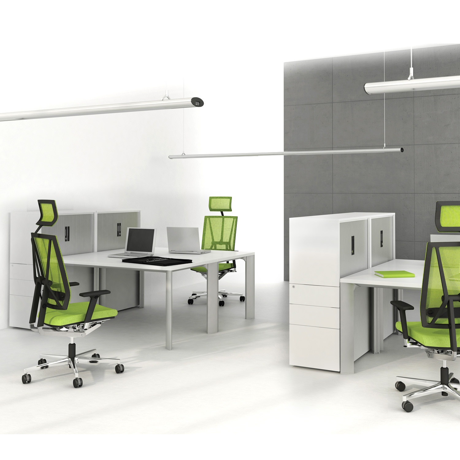 Freedom G3 Office Pedestals