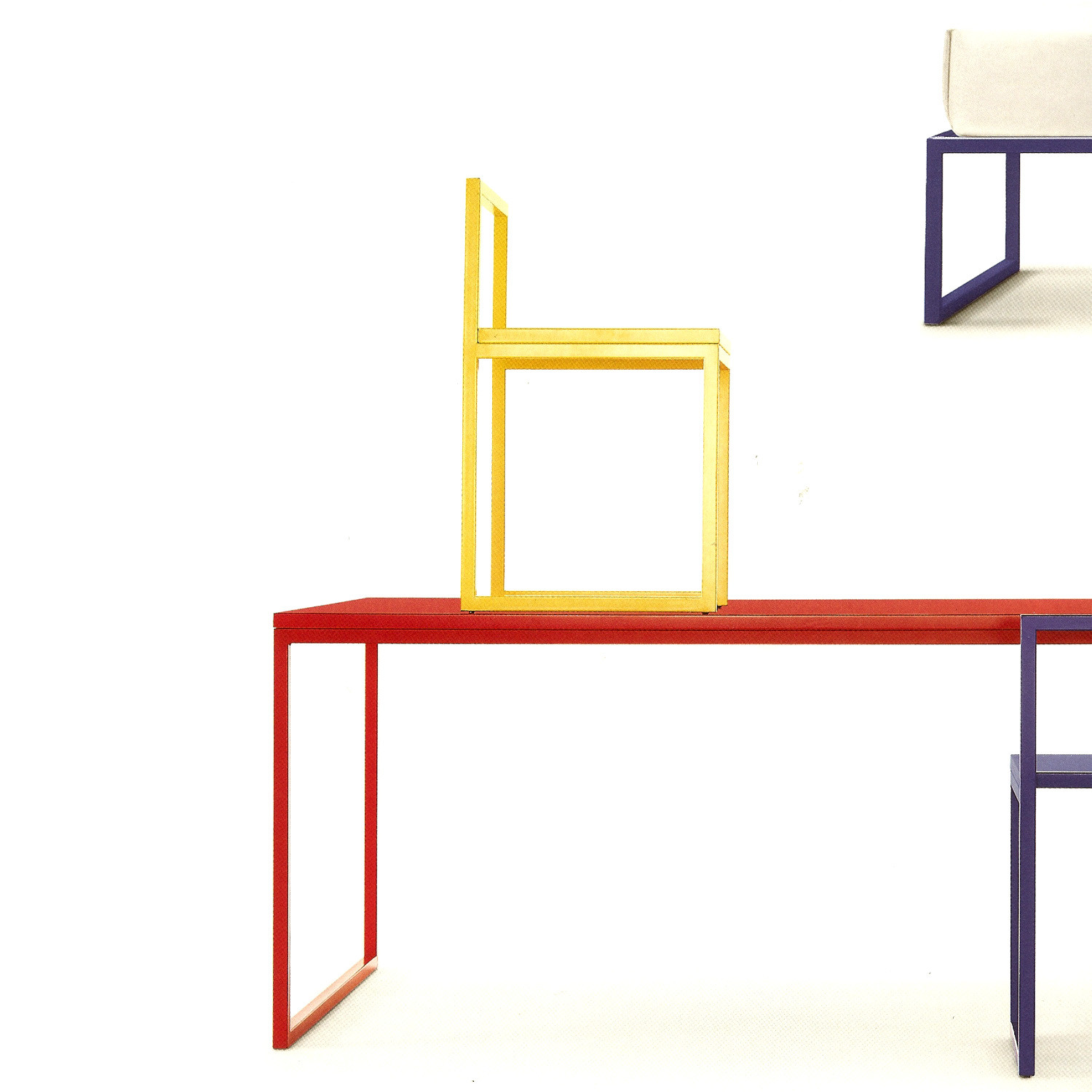 Fronzoni 64 Chairs by Cappellini
