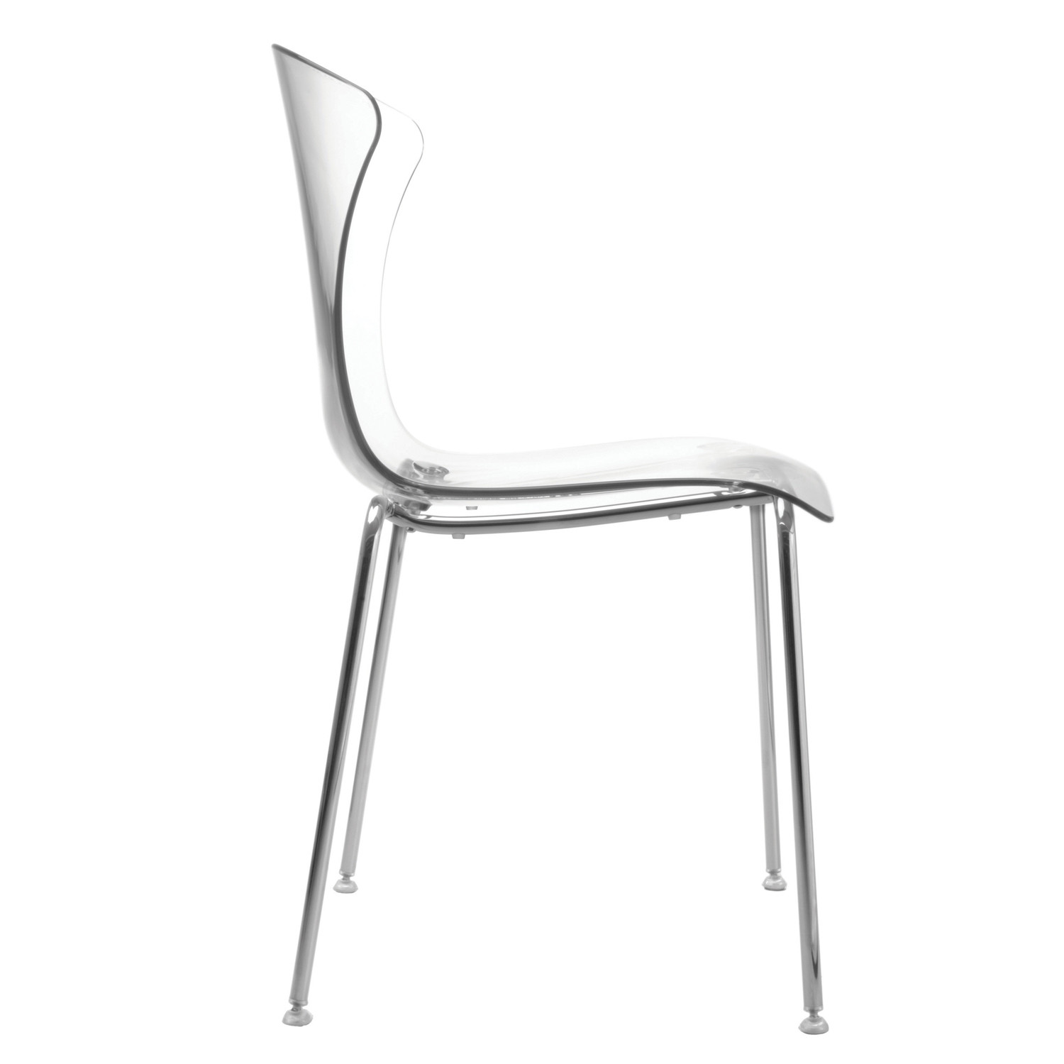 Frost Cafe Chair Side View