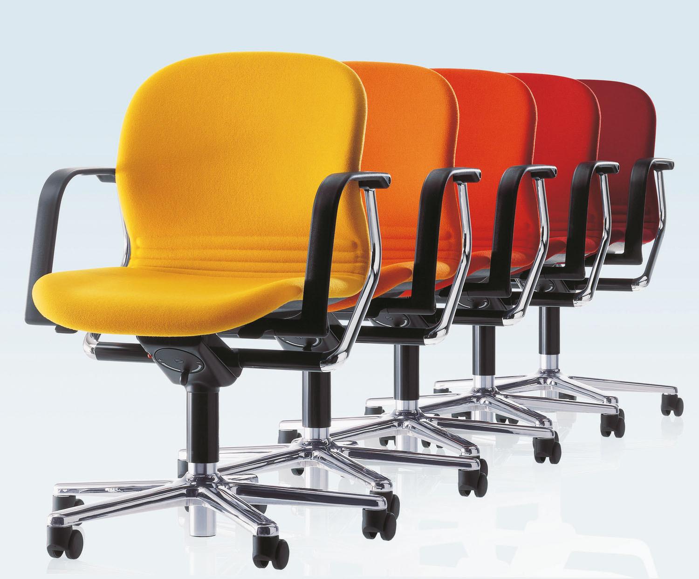 Wilkhahn FS Line Task Chairs