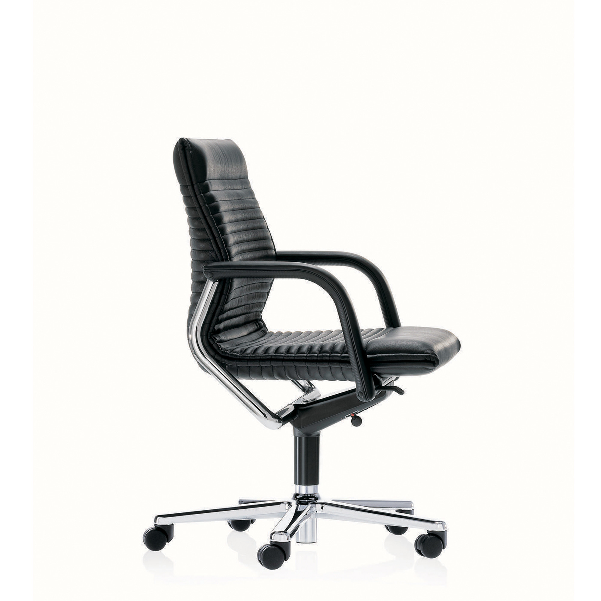 FS Management Mid-Back Swivel Chair