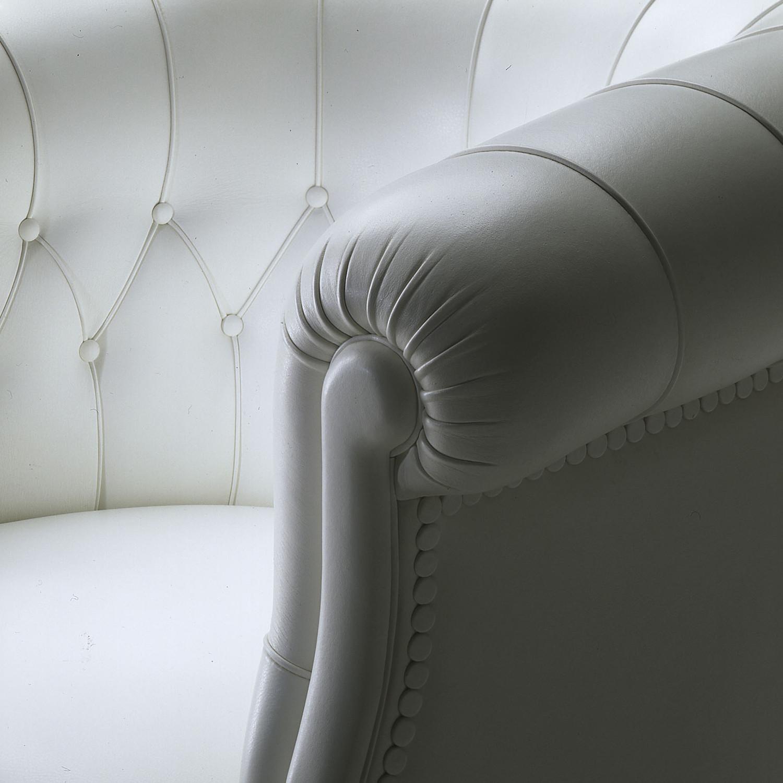 Fumoir Armchairs Detail from Poltrona Frau