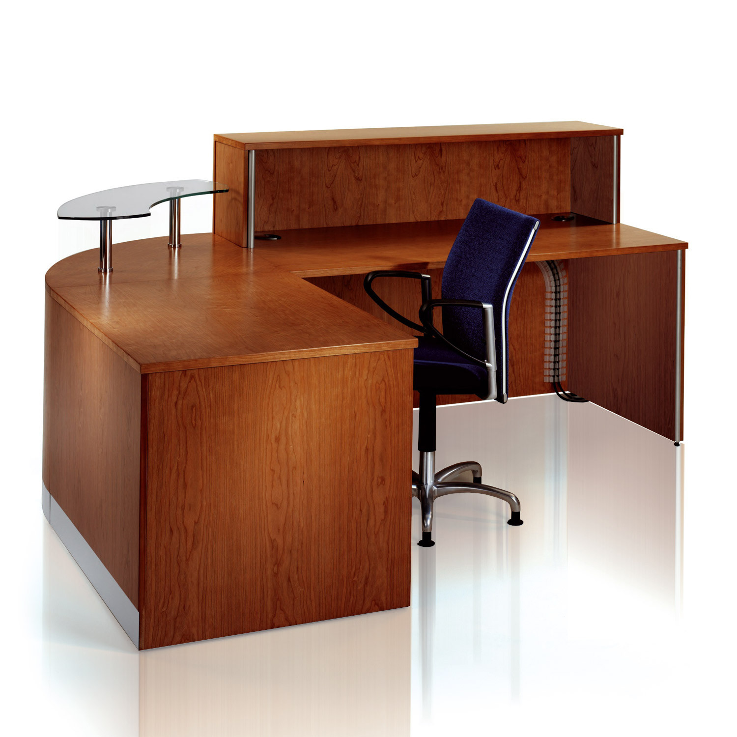 Fusion Reception Desk