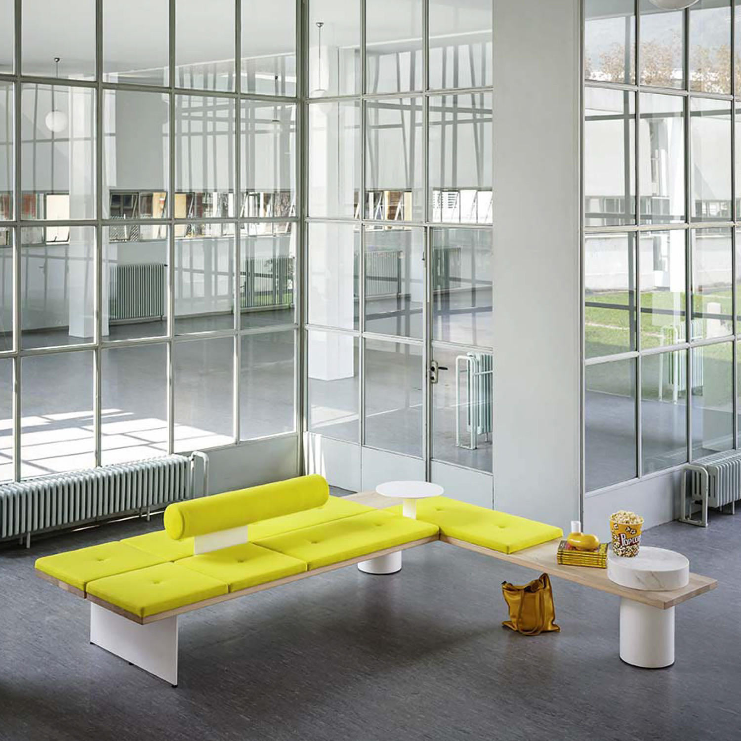 Galleria Modular Bench Seating