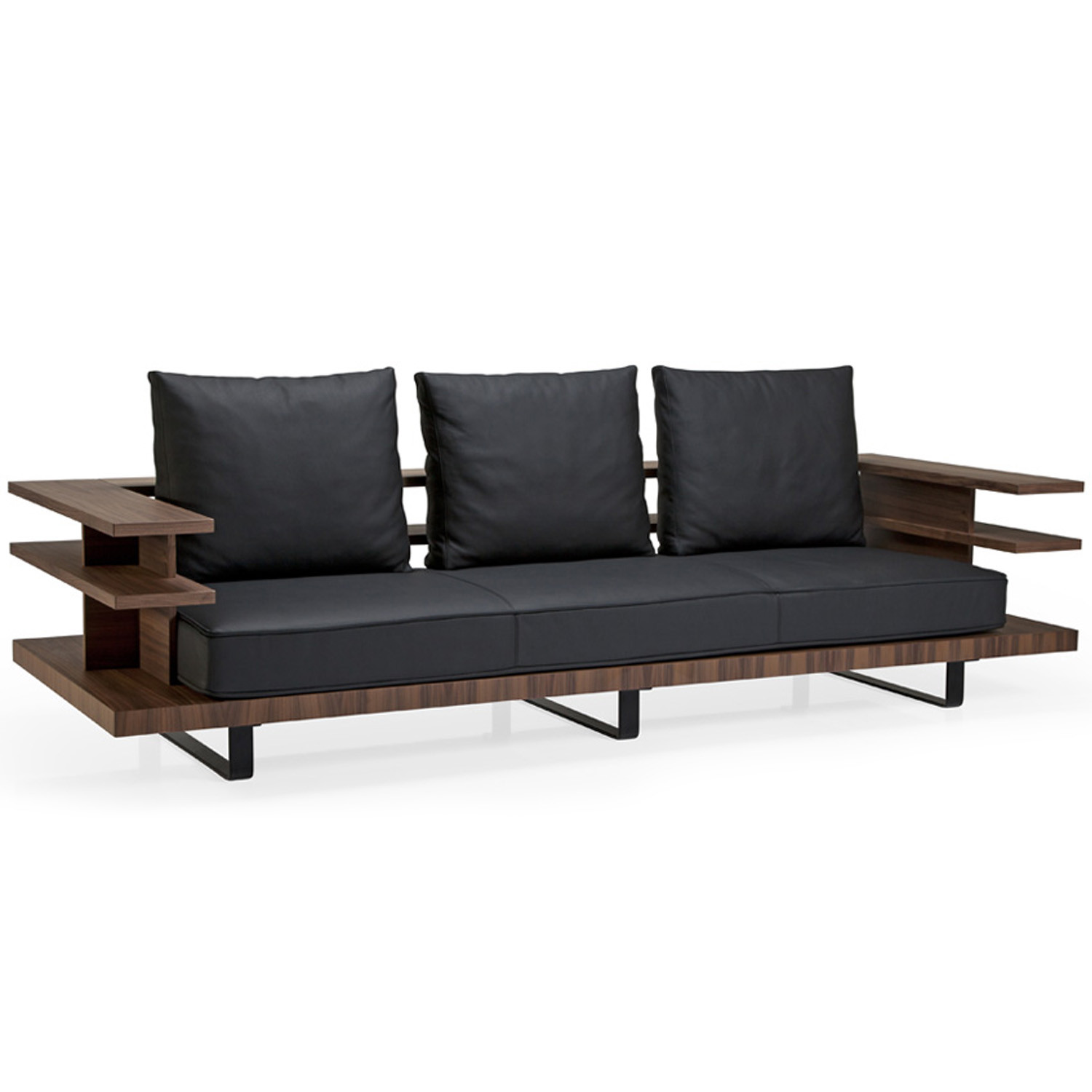 Gazel Three Seater Sofa by Koleksiyion