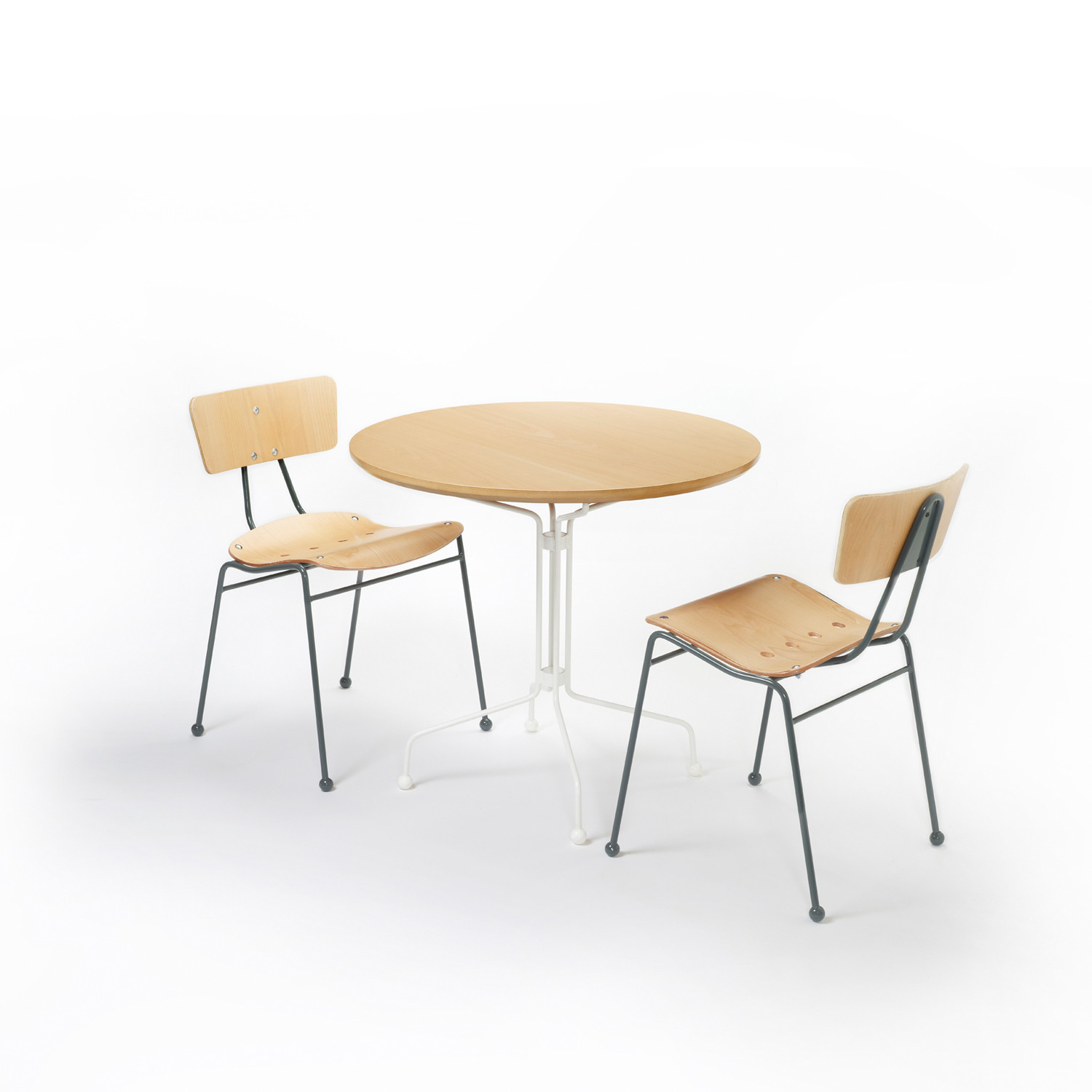 Gazelle Table by Race Furniture