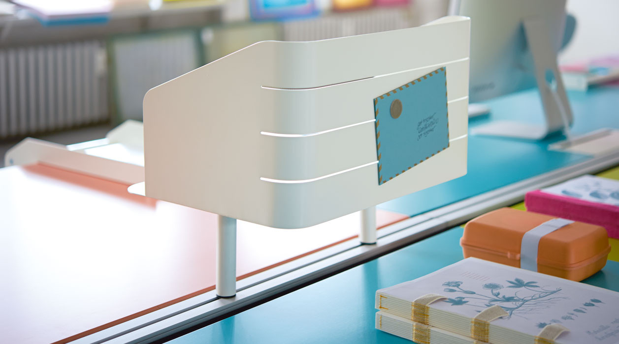 Get Together Bench Desk Accessories