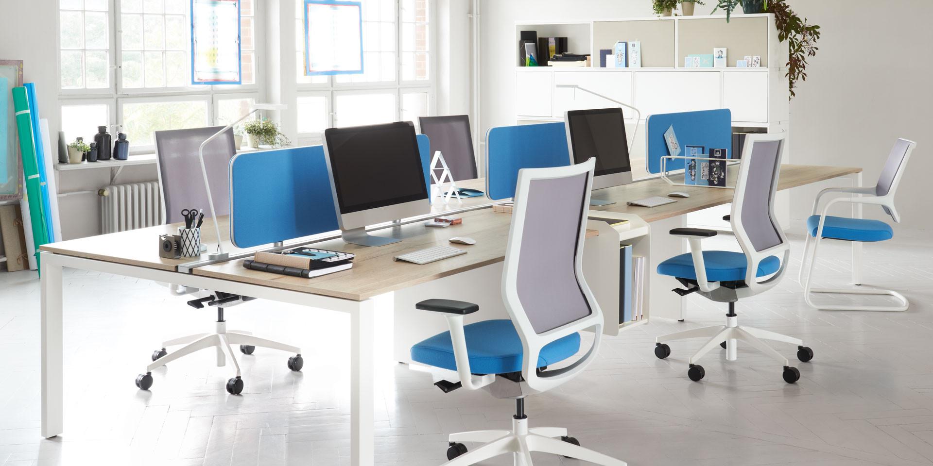 Sedus Get Together Office Bench Desk