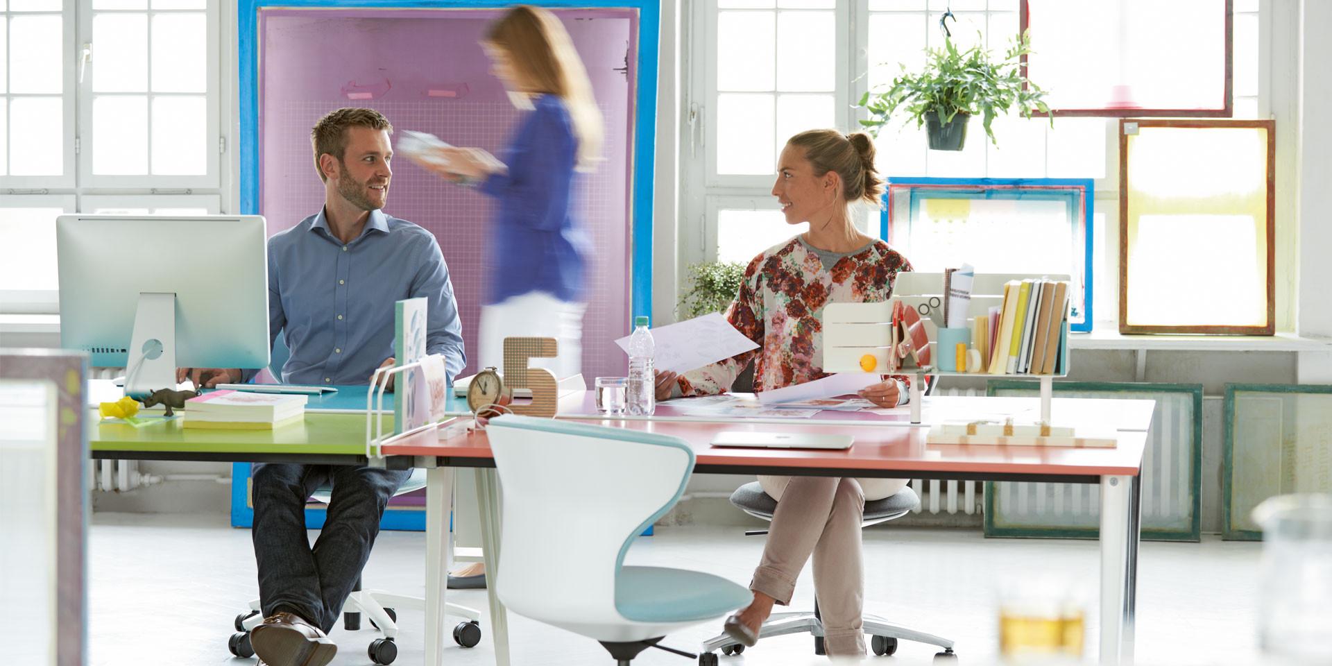 Sedus Get Together Desk System