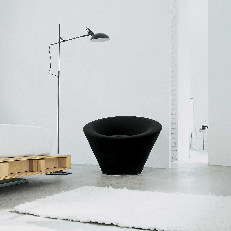 Girola Swivel Chair by Tacchini