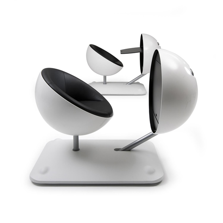 Globus Workstations by Artifort