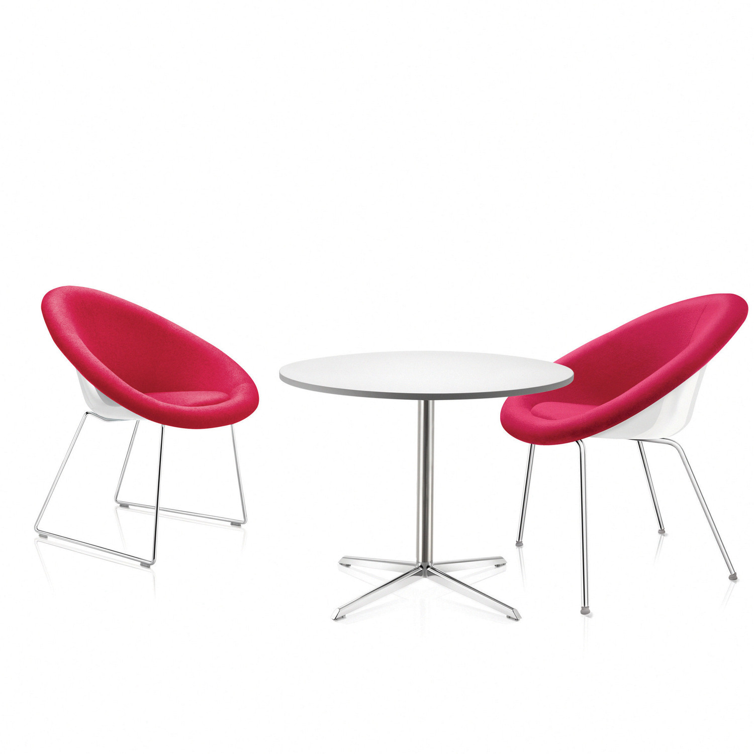 Gloss Breakout Chairs