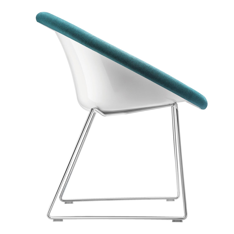 Gloss Tub Seating Side View