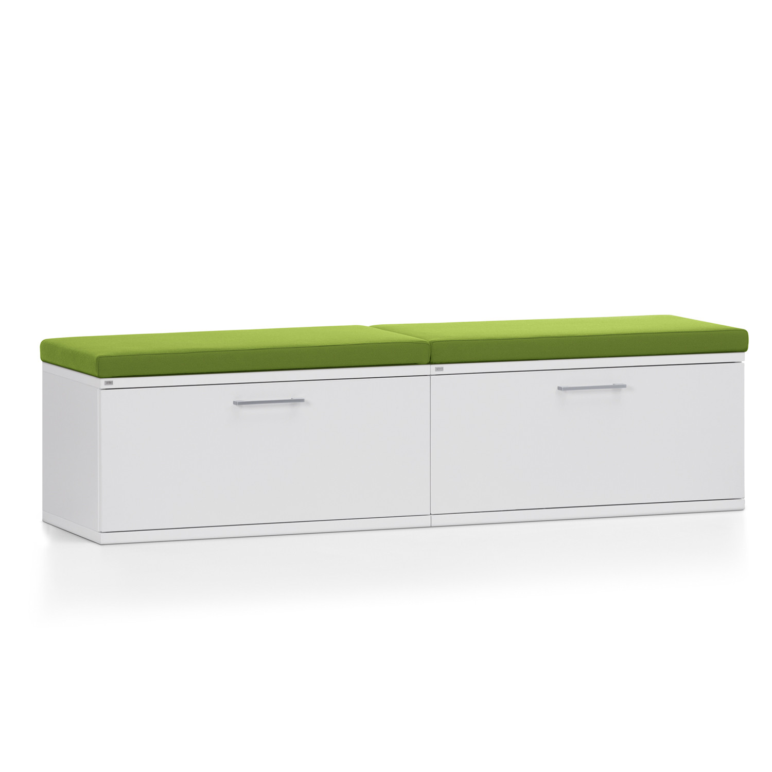 Grand Slam Drawer Units + Upholstered Seat Top