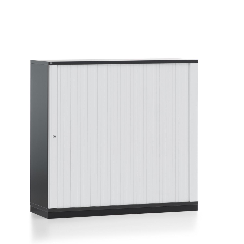 Grand Slam Horizontal Tambour Front Storage Unit