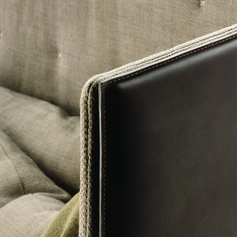 GranTorino High Back Sofa Upholstery Detail