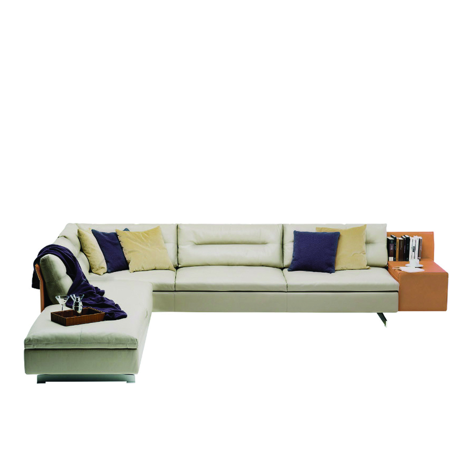 Grantorino Modular Sofa with Chaise