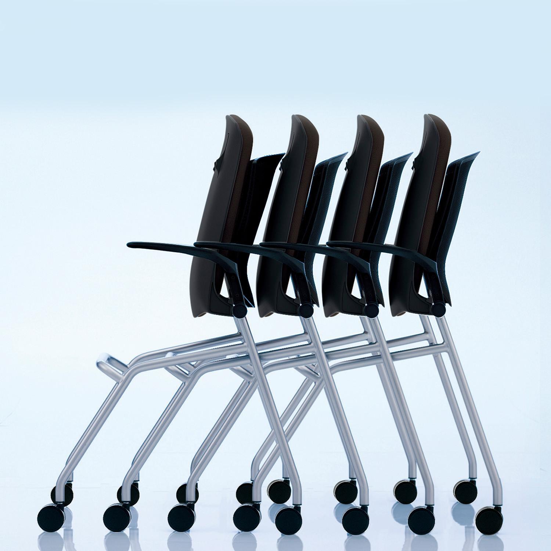 Grata Chairs by Okamura