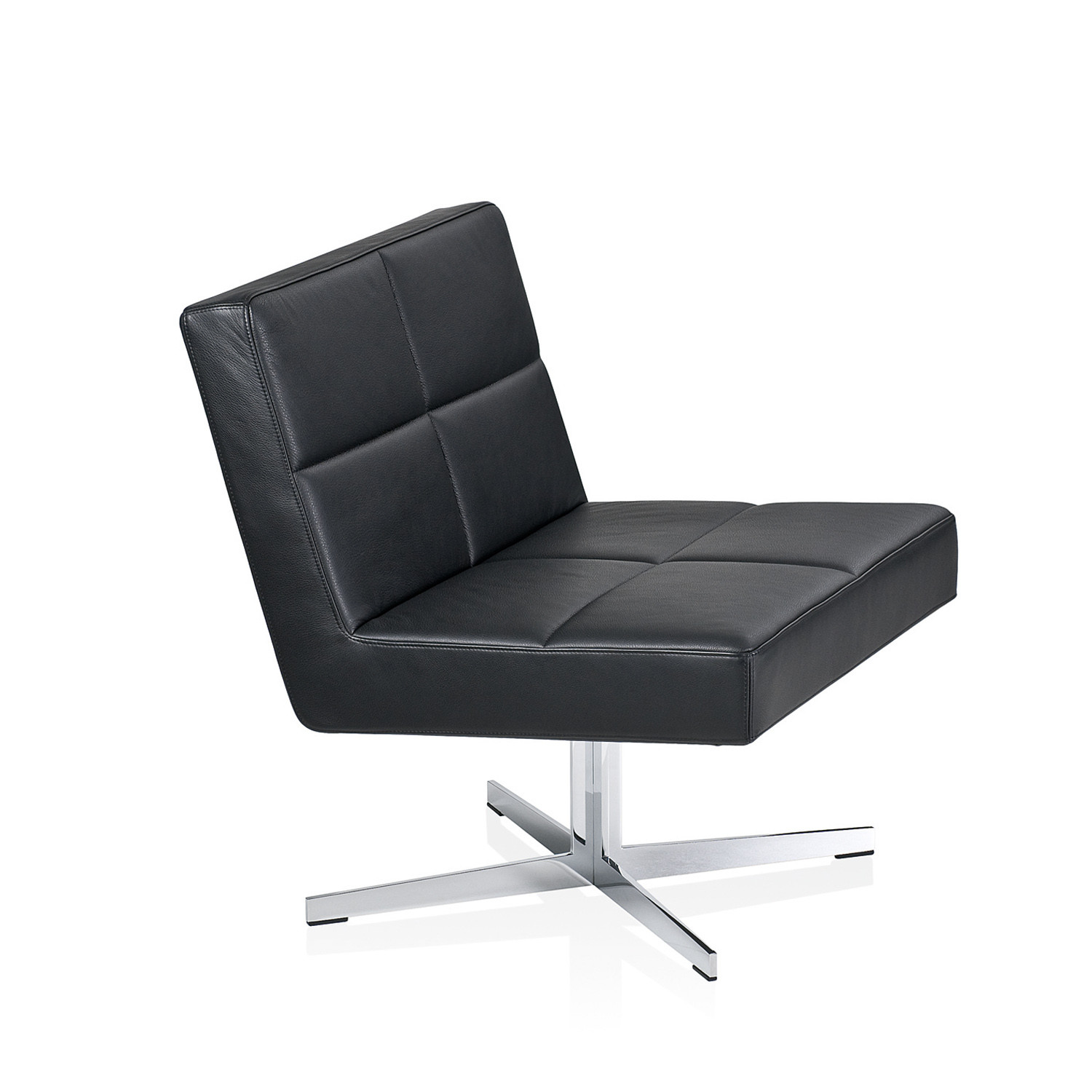 Grato Reception Swivel Armchair