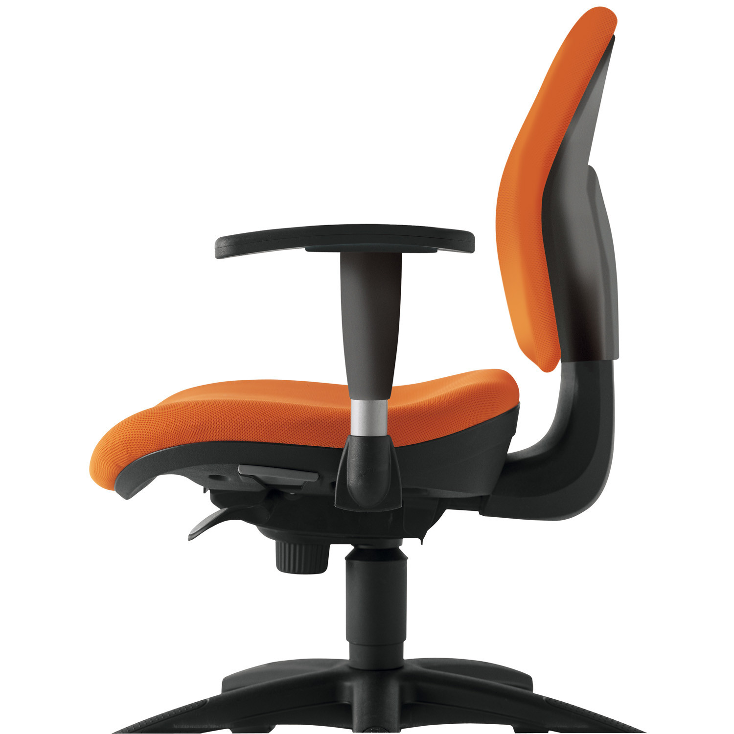 Gray Ergonomic Office Chair