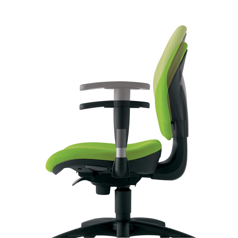 Gray Modern Office Chair
