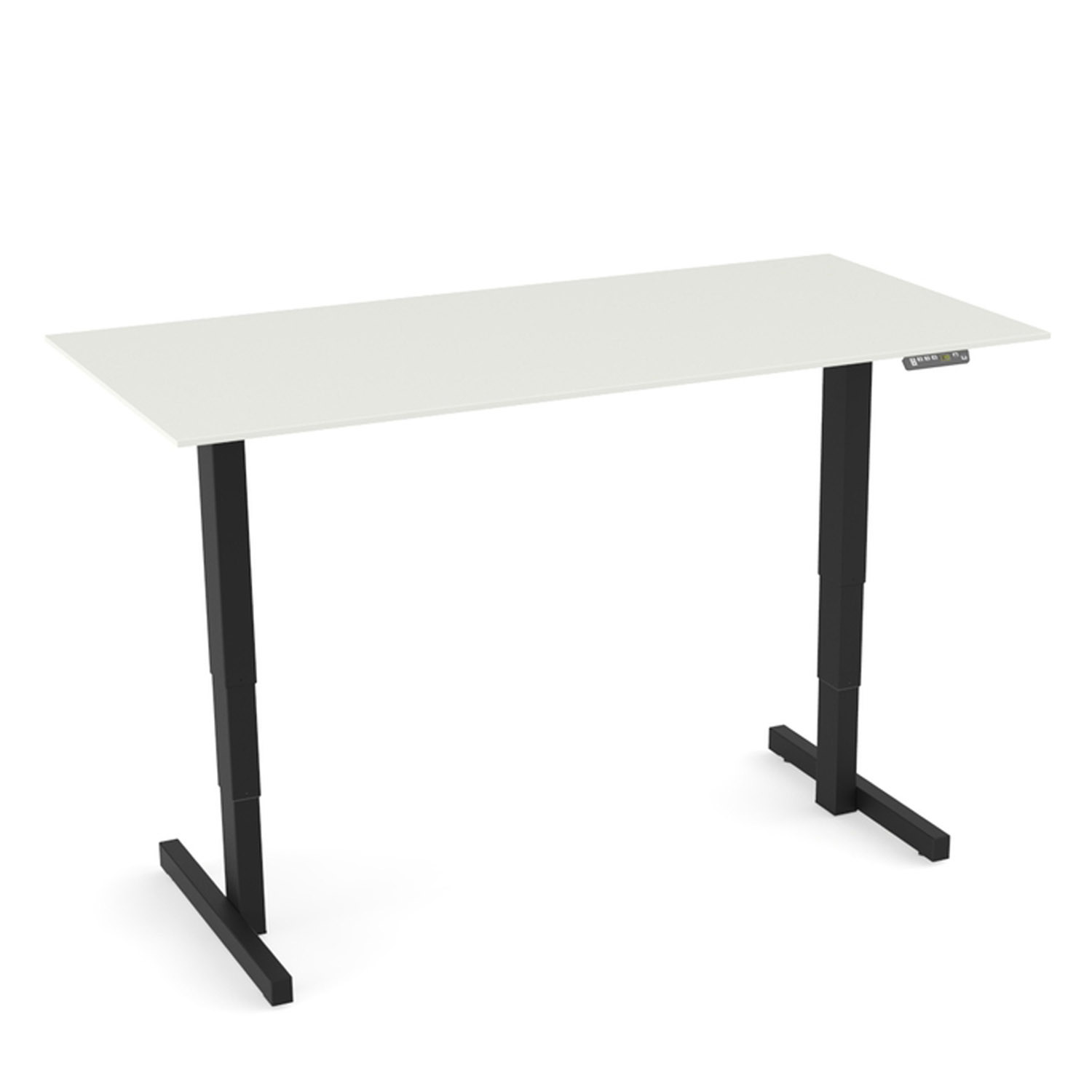 Grid Electronic Height Adjustable Desk