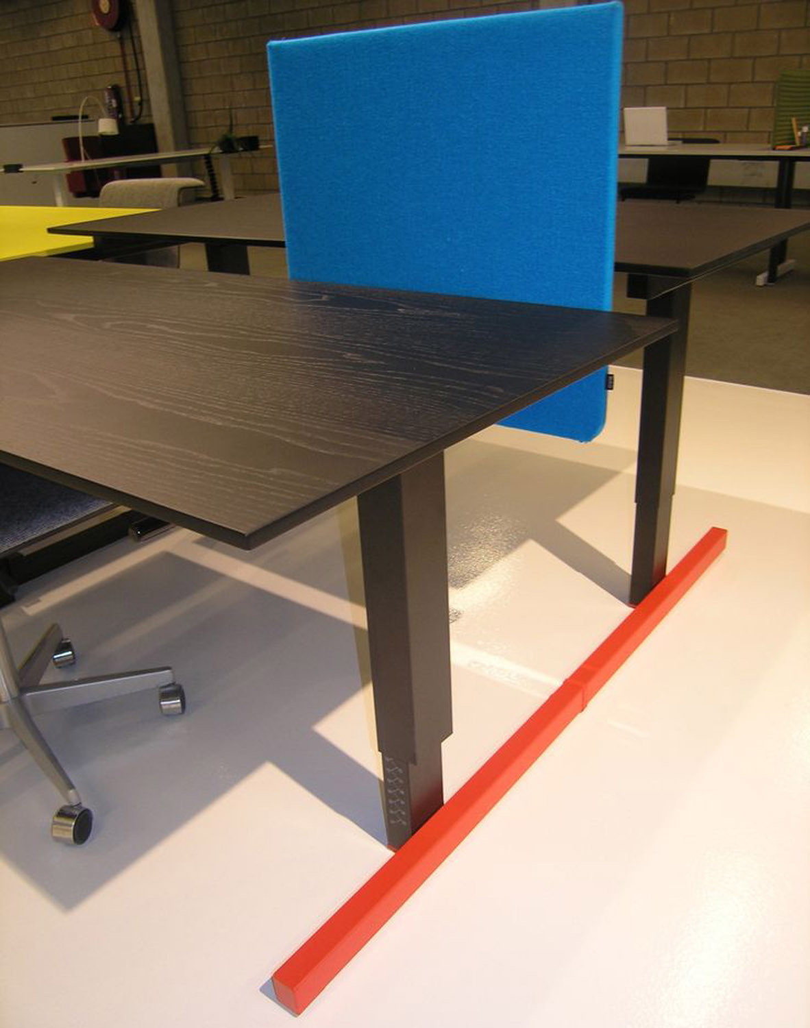 Grid Double Bench Desks from Bulo