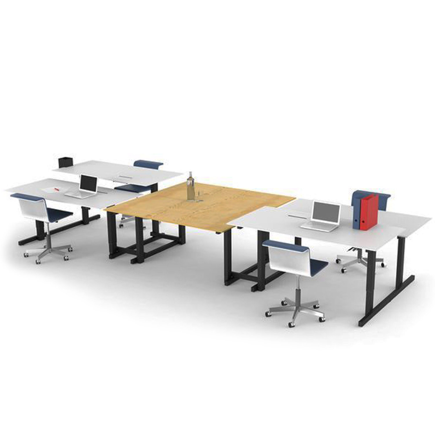 Grid Bench Desking