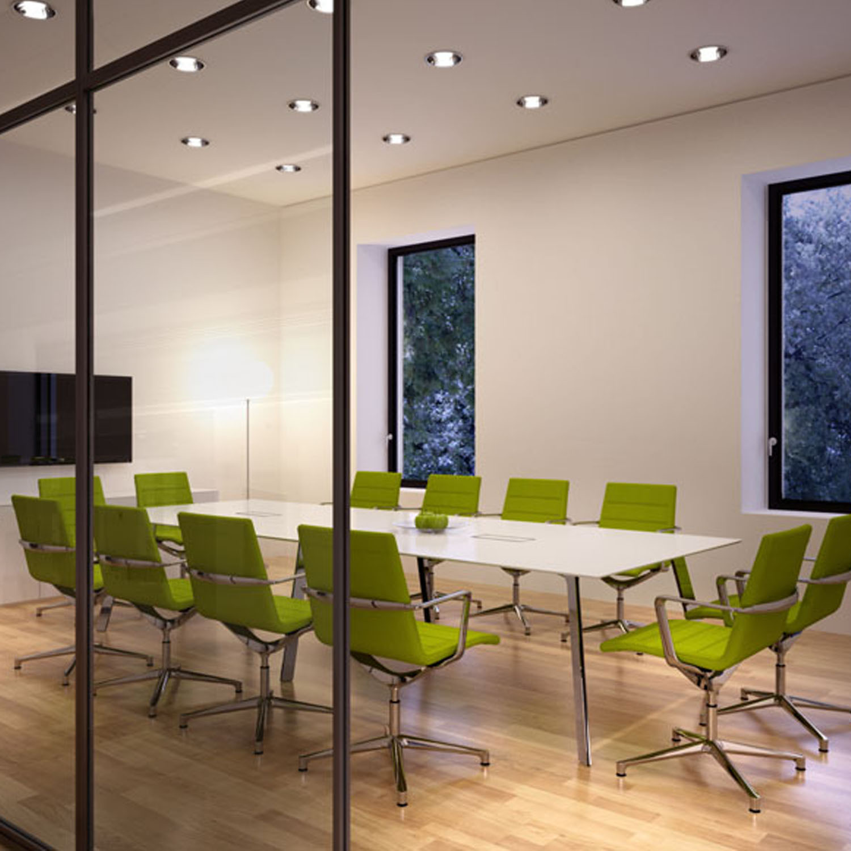 Groove Boardroom Meeting Table