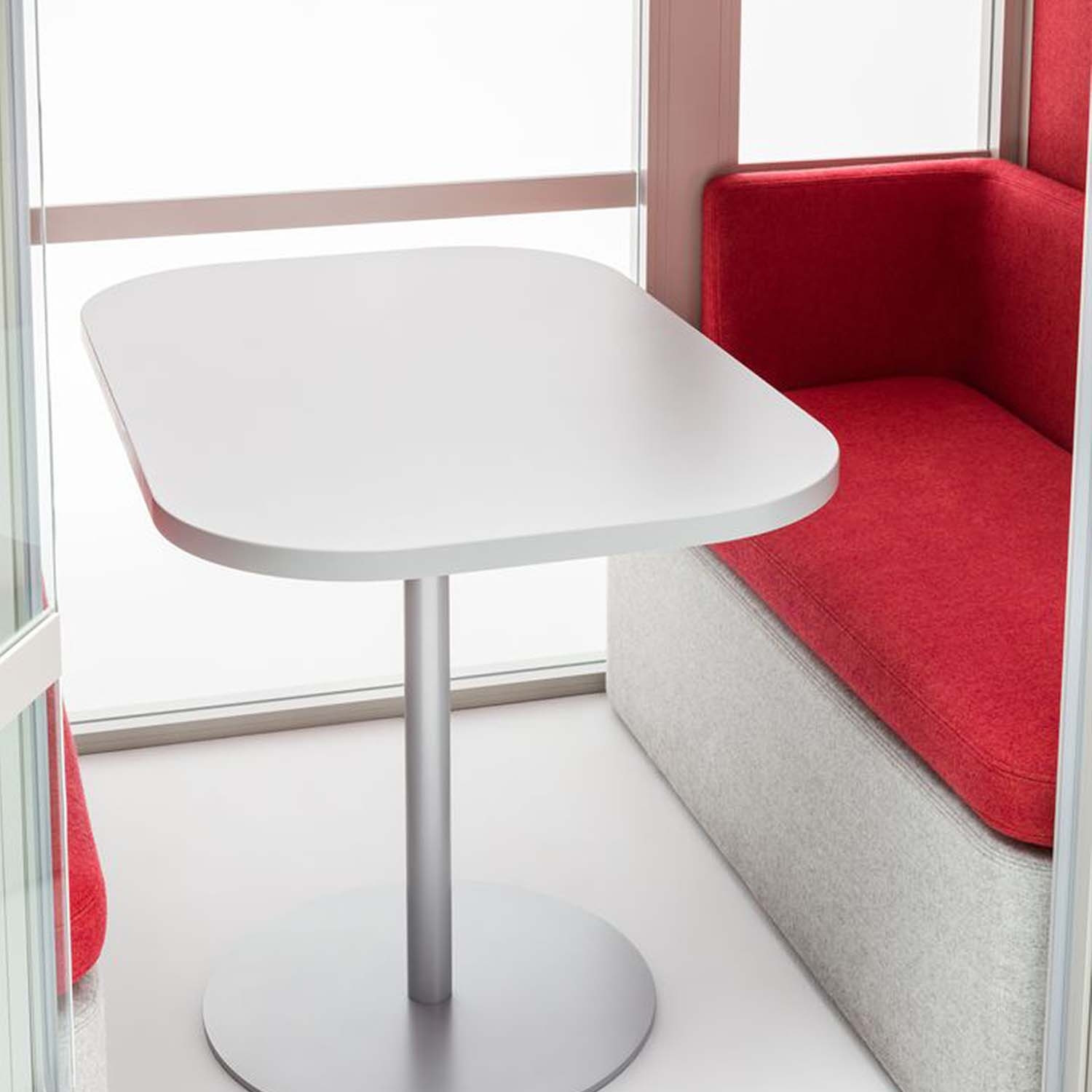 Hako Acoustic Lounge Pod Interior