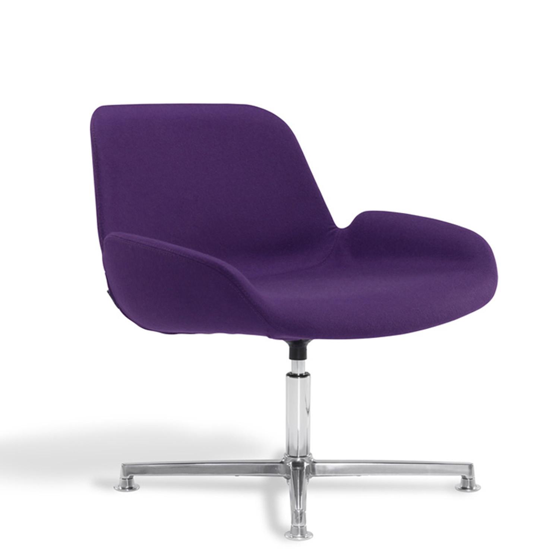 Halia Visitor Chairs by Studio Kairos