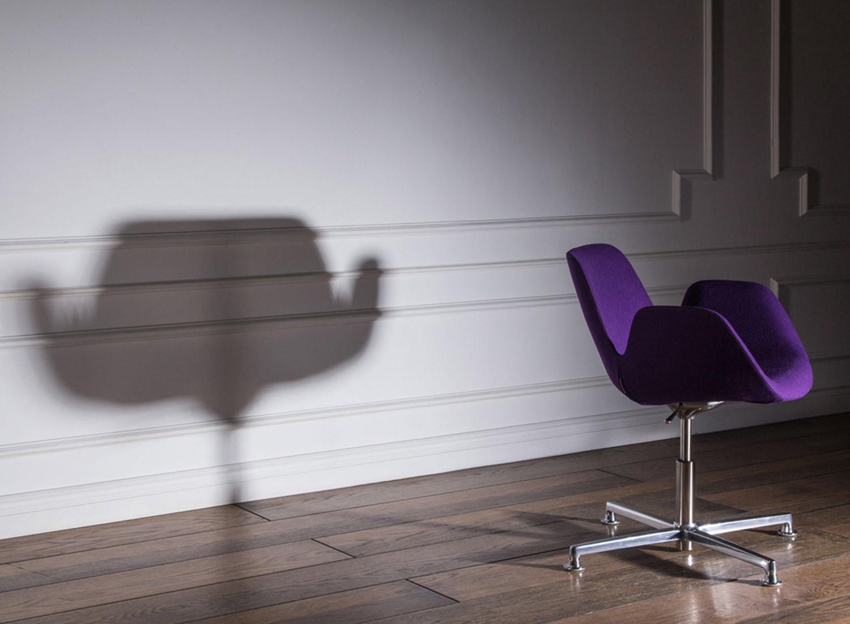 Halia Lounge Chair from Koleksiyon