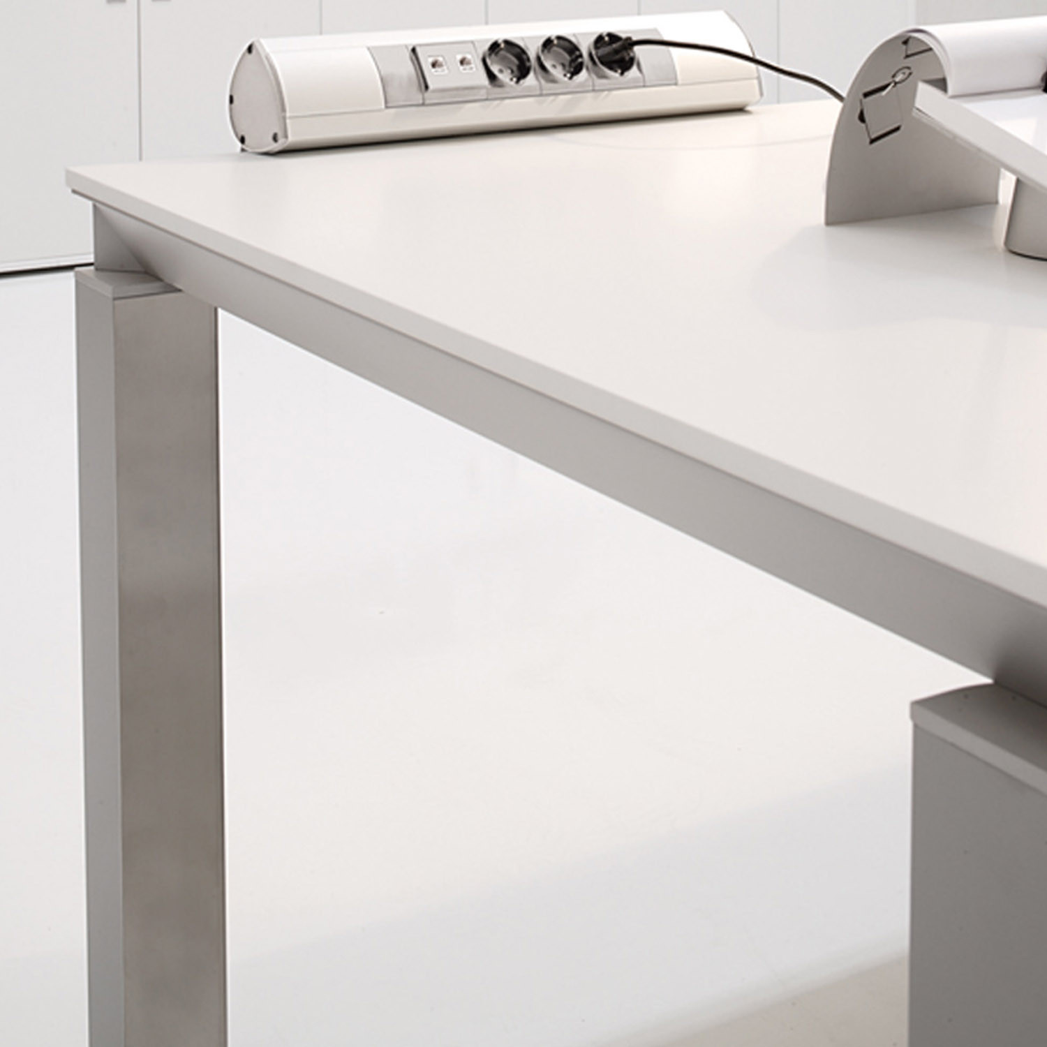 Han Bench Desk Module from Apres