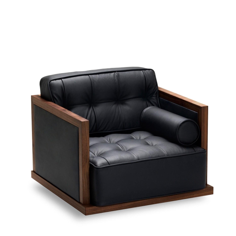 Hanedan Executive Leather Armchair